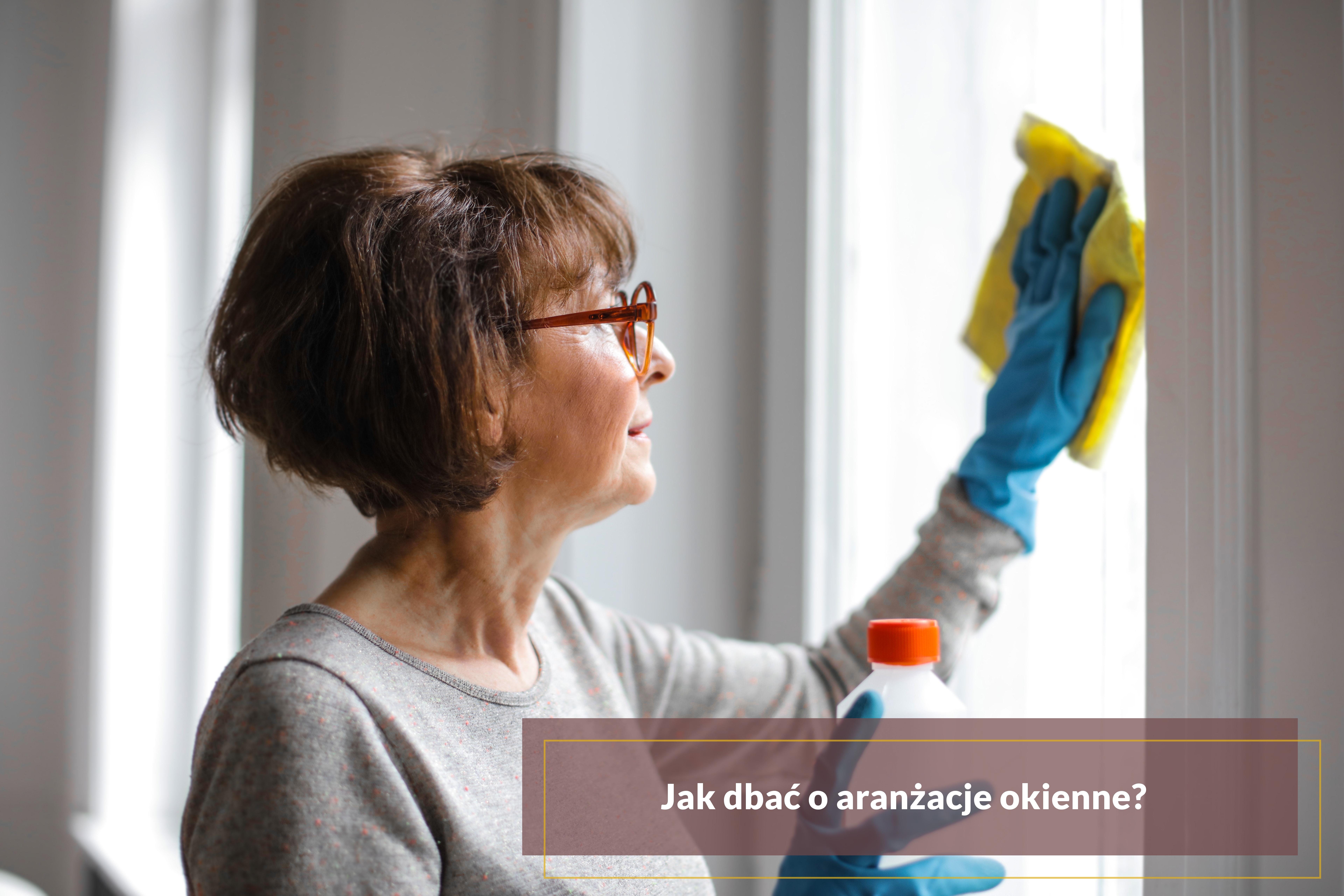 Jak dbać o aranżacje okienne?